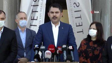 Photo of Bakan Kurum: 'Deprem konutlarının Elazığ ve Malatya'daki toplam maliyeti 5 milyar lira'