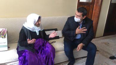 Photo of Karayazı ilçe kaymakamından anlamlı ziyaret