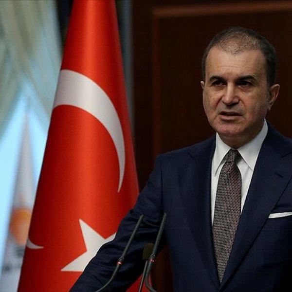 AK Parti Sözcüsü: 'Saray rejimi' lafı, milletle kavgadır