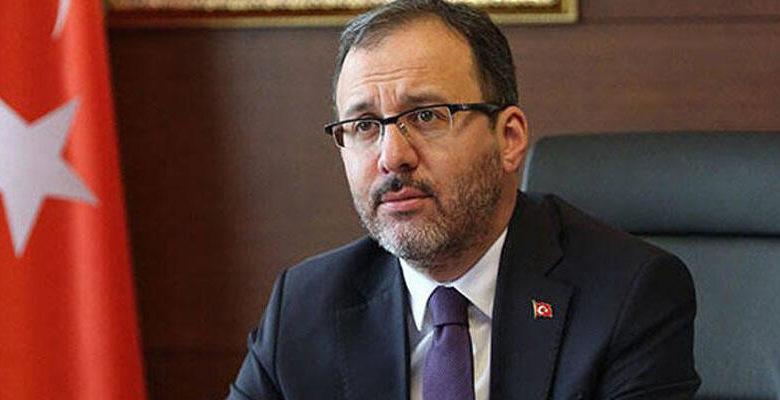 Bakan Kasapoğlu tesislerde normalleşme sürecini açıkladı