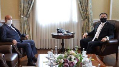 Photo of İYİ Parti İl Başkanı Kırkpınar'dan Vali Memiş'e ziyaret