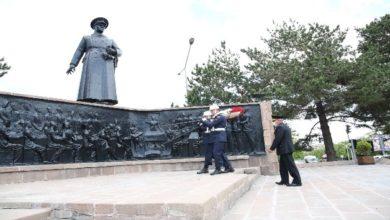 Photo of Jandarma Teşkilatının 181. kuruluş yıl dönümü törenle kutlandı