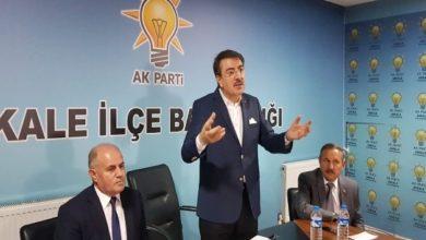 Photo of Milletvekili Aydemir Aşkale'de incelemelerde bulundu