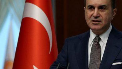 Photo of Ömer Çelik: Ankara Barosu, içindeki İslamofobiyi çıkardı