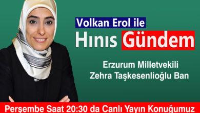 Photo of Milletvekilimiz Sayın Zehra Taşkesenlioğlu Ban Canlı Yayında Az Sonra