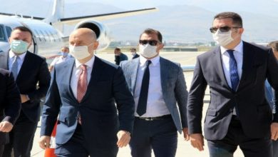 Photo of Bakan Karaismailoğlu, Erzurum Havalimanı'nın pist açılış törenine katıldı