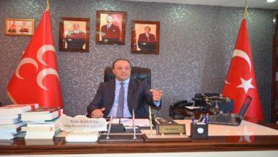 "Photo of Başkan Karataş; ""Sözün sözümüz yolun yolumuzdur"""