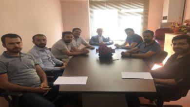 Photo of Tabip Odası'nda Dr. Engin Dönemi Başladı