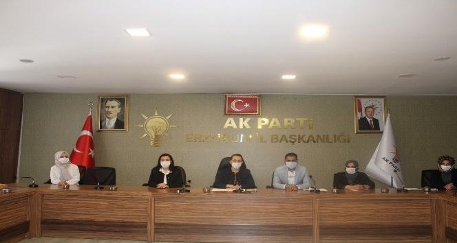 Ak Partili Kadınlar suç duyurusunda bulundu