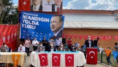 Photo of AK Parti Tekman İlçe Kongresi yapıldı