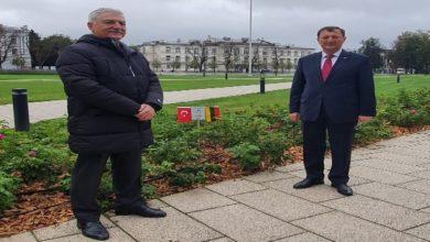 Photo of Dünya'ya barışı yayacak 'Kardeşlik Bahçeleri'nin ilki Litvanya'da açıldı