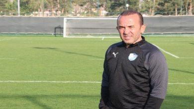 """Photo of Mehmet Özdilek: """"Takımda sakatlıkları devam eden arkadaşlarımız var"""""""