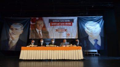 """Photo of MHP Genel Başkan Yardımcısı Prof. Dr. Aydın: """"Akdeniz ve Egedeki tarihsel çıkarlarımıza sırt dönmemiz mümkün değildir"""""""