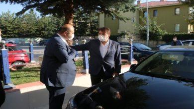 Photo of Milletvekili Aydemir'den aziziye övgüsü