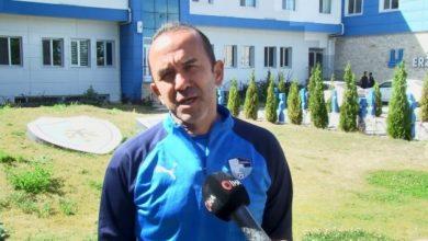 """Photo of (Özel haber) Mehmet Özdilek: """"Sahada her maçı kazanmak için her türlü mücadeleyi vereceğiz"""""""