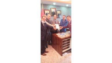 Photo of MHP İl Başkanı Karataş mazbatasını aldı
