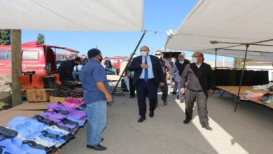 Photo of Pazarcı esnafından Başkan Orhan'a kahvaltı sürprizi